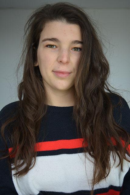 portret Anne Blaauw